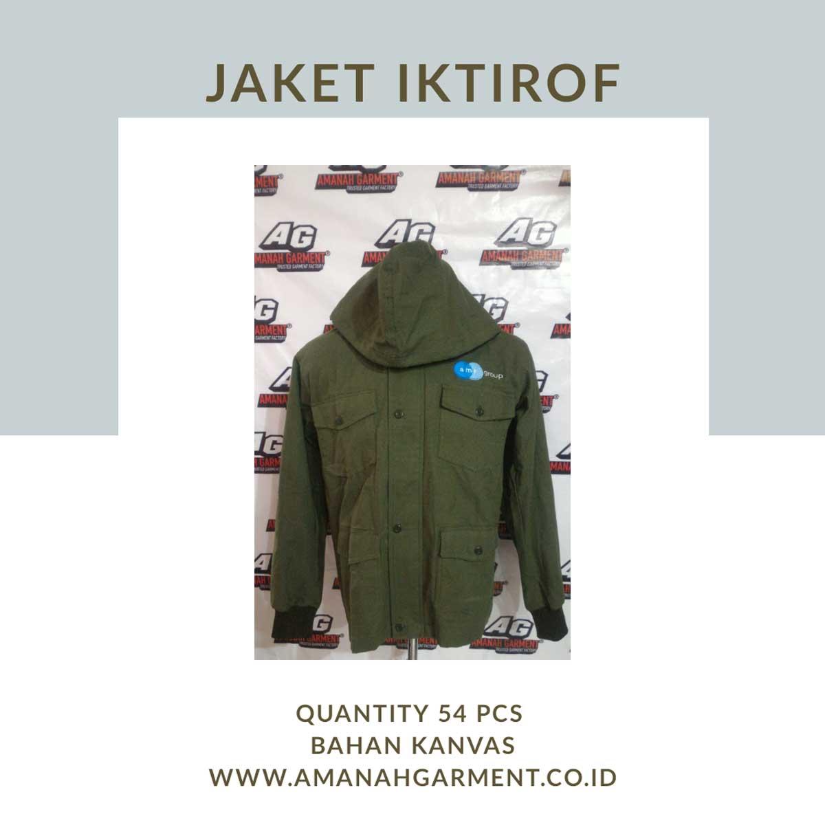 produksi jaket Jakarta